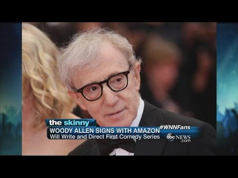 Woody Allen Signs With Amazon