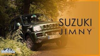 Suzuki Jimny | Warn Seilwinde | BoeckelsOffroad