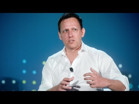 Billionaire Venture Capitalist Peter Thiel Speaks About Support for Trump