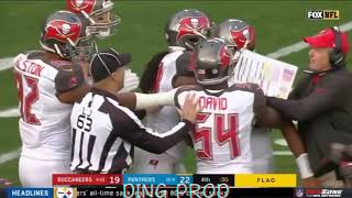 NFL Teammate Fights