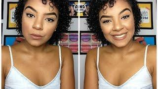 Maquiagem para ir trabalhar   Dia a Dia  Pele Negra  Kathelin Moraes