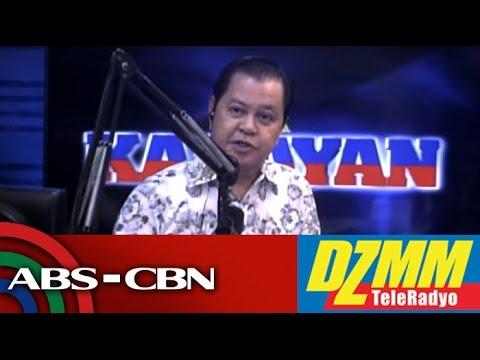 DZMM TeleRadyo: PNP condemns 'ruthless' NPA attack that killed 4 Davao cops