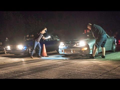 INSANE Street Racing Action – Skinnies TT Fox, FR8Train, Turbo Camaro + MORE!