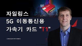 Xilinx, 5G Telecom Accelerator…