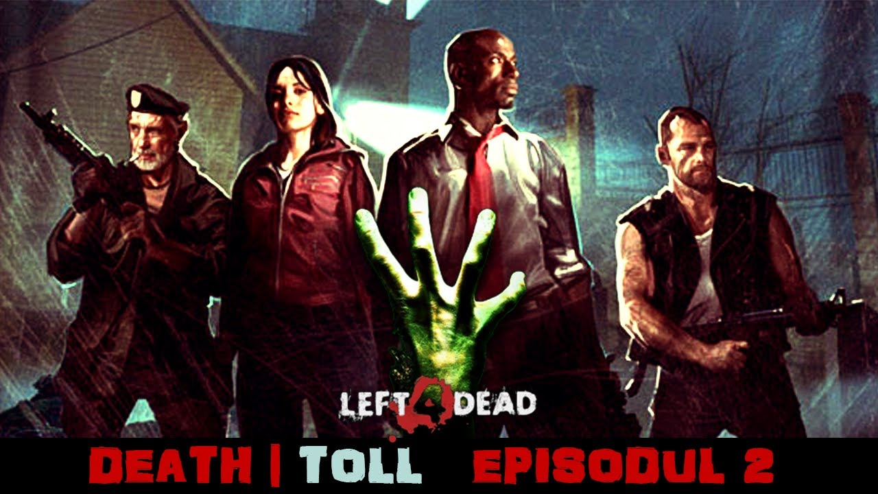 "Left 4 Dead - Death Toll "" Chapter II "" The Drains - Left 4 Dead - Death Toll "" Chapter II "" The Drains"