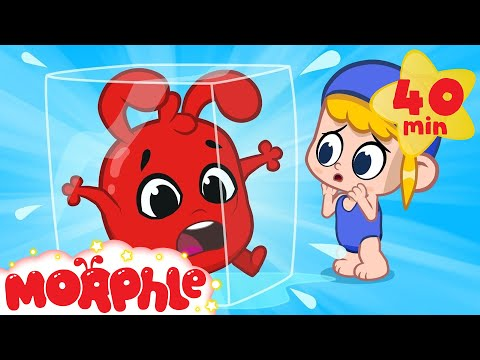 Frozen Morphle - My Magic Pet Morphle | Cartoons For Kids | Morphle TV | BRAND NEW