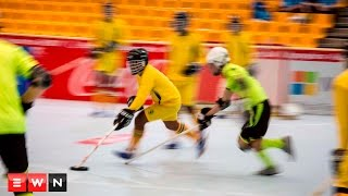 The Special Olympic 2017 Winter Games in Graz, Austria are officially open and already turning heads is the South African team.   Click here to subscribe to Eyewitness news: http://bit.ly/EWNSubscribe   Like and follow us on: http://bit.ly/EWNFacebook AND https://twitter.com/ewnupdates   Keep up to date with all your local and international news: https://ewn.co.za     Produced by: Thomas Holder