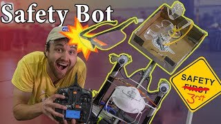 The Safest Robot at BattleBots