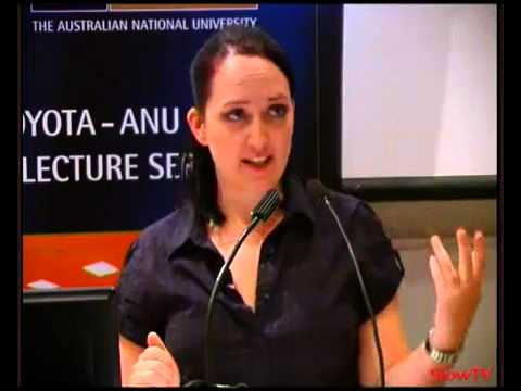 Emily Maguire (p2): The Accidental Feminist. ANU