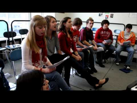 Park Street Voices - You Dont' Know Me (Ben Folds)