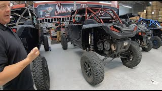 Shock Therapy LIVE: What UTV to Buy?
