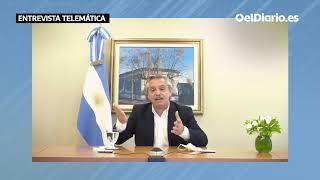 """Alberto Fernández: """"El FMI ha sido corresponsable de lo que ha ocurrido en Argentina"""""""