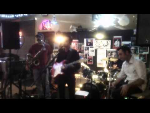 Cafe Charlie Jam - 1-12- featuring John Saint Kelly - Part 2