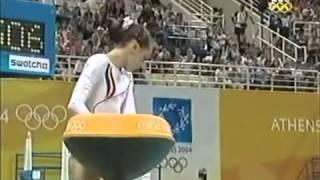 Athens 2004- Team Final- Part 1