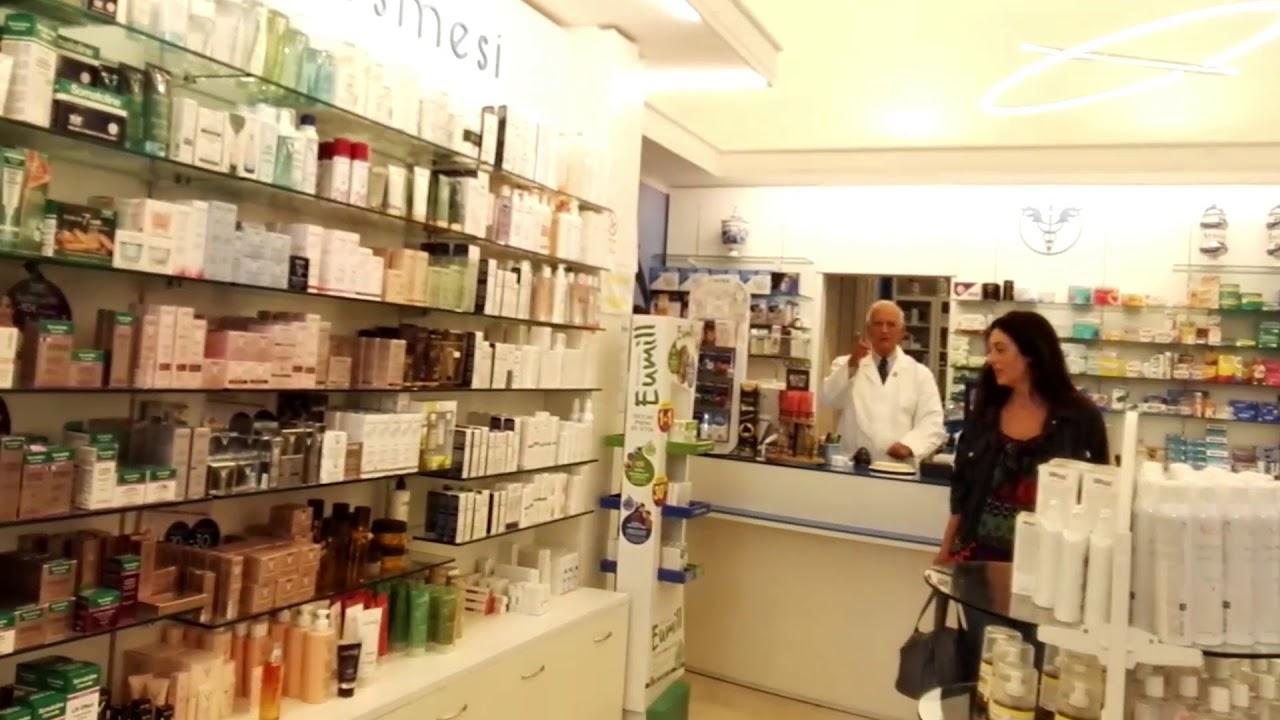 Farmacia acquaviva livorno arredamenti rizzi youtube for Arredamenti livorno