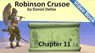 Chapter 11 - The Life and Adventures of Robinson Crusoe by Daniel Defoe - Finds Print of Man's Foot