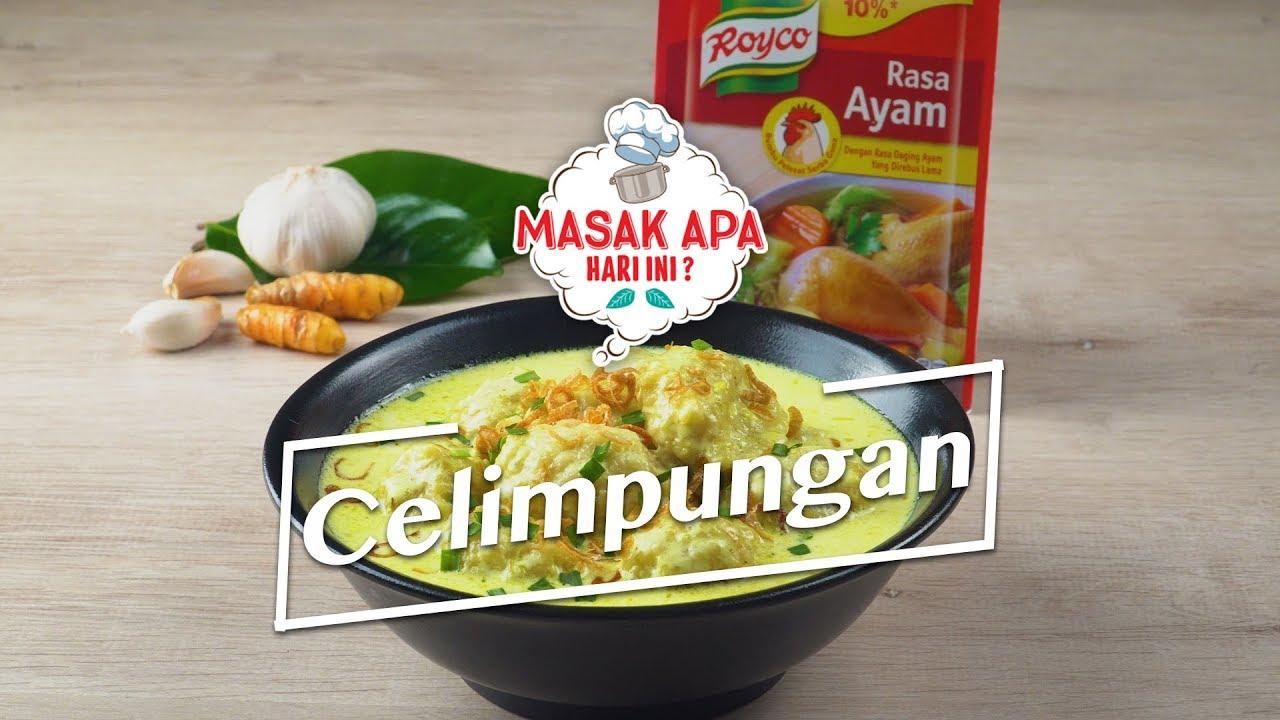 Resep Celimpungan Khas Palembang Youtube