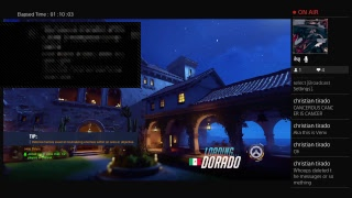 A Bit Late But NEW HERO-Overwatch PS4 w/Soccerkid2832