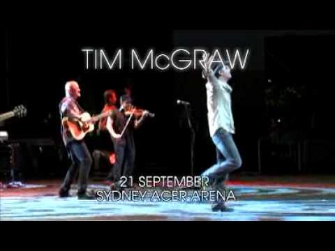 Tim McGraw - September 2010