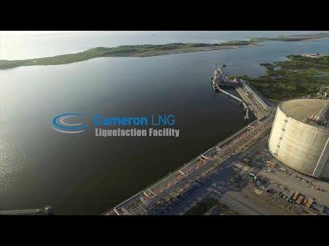 2017 Cameron LNG Liquefaction Project – progress (August 2017)