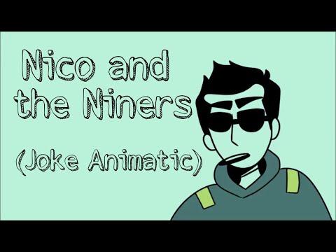 NICO AND THE NINERS- Twenty One Pilots (JOKE ANIMATIC)