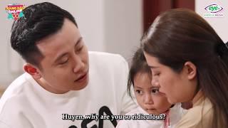 Mẹ Chồng Lu Loa Cả Ngày Vì Con Dâu Không Cho Chơi Với Cháu Nội | Nàng Dâu Online Tập 27