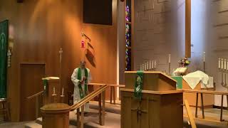 4th Sunday after Pentecost, Good Shepherd Lutheran Church, LC-MS, Two Rivers, WI, Rev. William Kilps