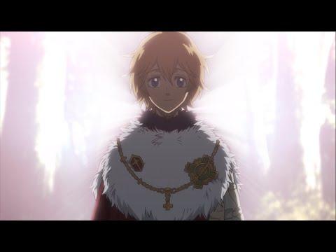 Король Магов Юлиус жив | Молодой Король Магов Юлиус | Черный Клевер - Black Clover