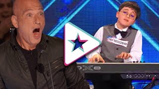 Repeat youtube video The best auditions America's got talent 2014