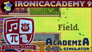 Let's Play Academia EP9