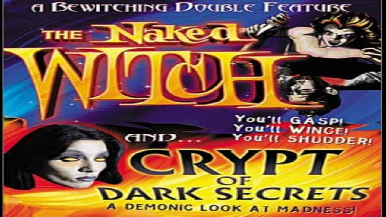 Download The Naked Witch 1964 a crypt of dark secrets | Directed By Larry Buchanan