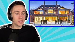 MINIMINTER Misses the SIDEMEN House...