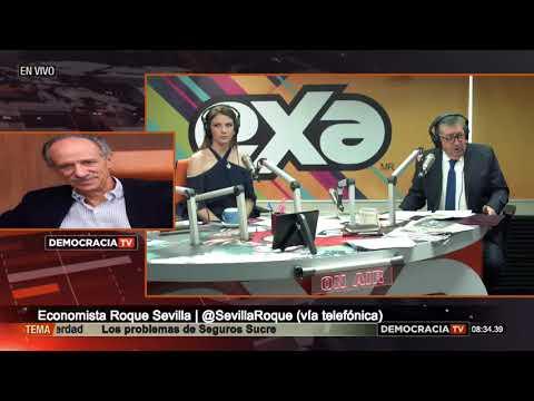 DemocraciaTV: Los problemas de Seguros Sucre