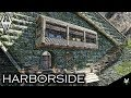 HARBORSIDE: Unique Harbor Home!!- Xbox Modded Skyrim Mod Showcase