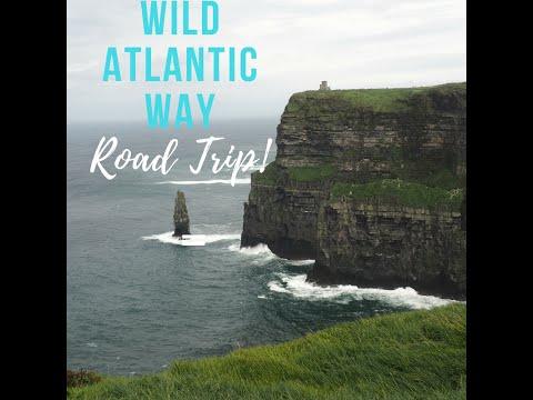 Wild Atlantic Way Road Trip