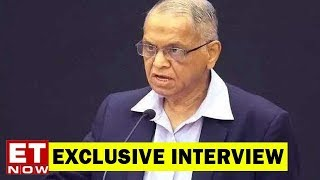 Modi government should focus on jobs   Narayan Murthy to ET NOW