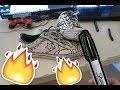 Customizing All-star Sneakers (cartoon effect)