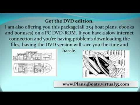 small plywood boat plans