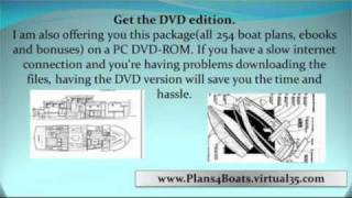 Duck Boat Plans - Wooden Boats Plans - Boat Plans Wooden - Classic Boat Plans