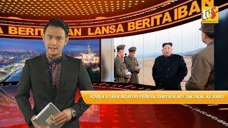 APR 18 | Korea Utara Ngatur Peresa Senyata Api Taktikal Ke Baru