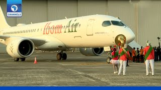 FULL VIDEO: Reception Ceremony Of Two New Airplanes For Ibom Air
