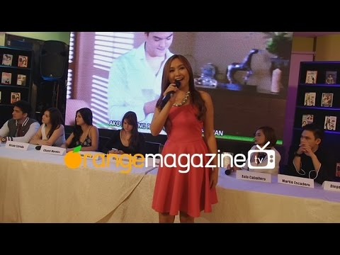 "Chadleen Lacdo-o performs ""Kamahalan"" (Mr. Popular Meets Miss Nobody Theme)"