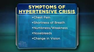 The Health Effects of a Hypertensive Crisis