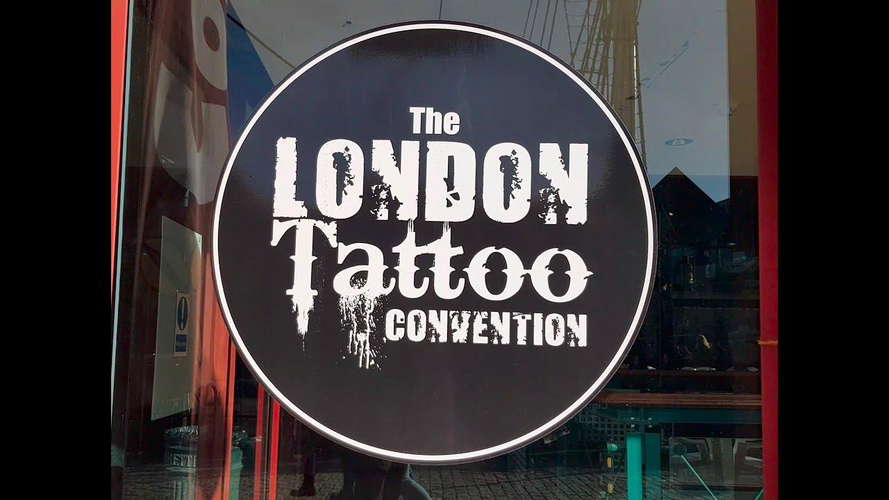 Tattoo London Convention 2018 | Konwent Tatuażu Londyn 2018 | Jedyny w Polsce !!!