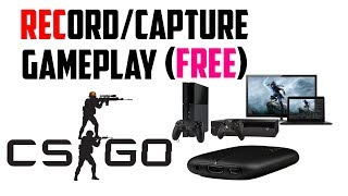 How To Record/Capture Gameplay On PC/Computer