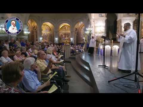 'How Great Thou Art' (O Lord, My God) - Salford Lourdes 2018
