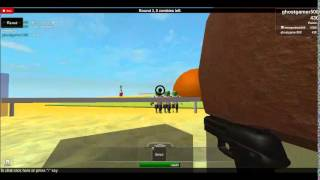custom zombies the real zombie mpa on roblox