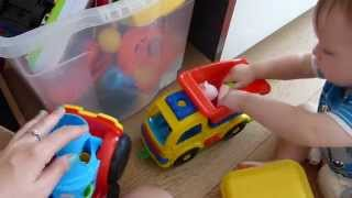 видео Игрушки для годовалого ребенка