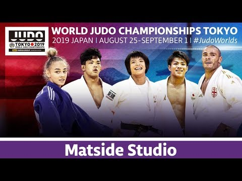 World Judo Championships 2019: IJF Matside Studio