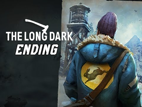 The Long Dark Gameplay Walkthrough Part 5 - ENDING (PC Let's play Commentary)